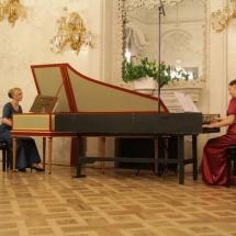 A. Soler: Concerto para dos claves