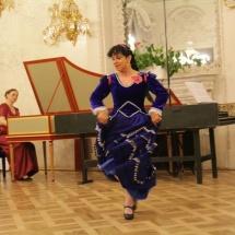 A. Soler: Fandango pro cembalo, tanec a kastanety