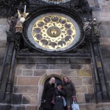Fandango - Priprava na premieru - Praha, Staromestke namesti / Preparation of the premiere - Prague, Old Town Square